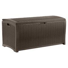 Suncast Elbert Small Deck Storage Box in Java