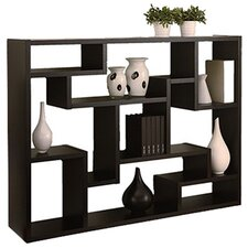 Deangelo Bookcase in Black