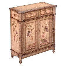Vineyard Cabinet in Tan