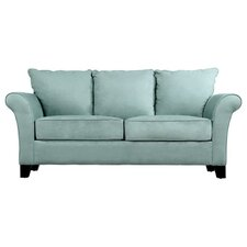 Milan Sofa in Sky Blue