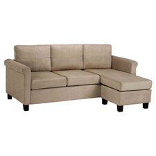 Nihoa Sectional in Taupe