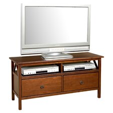 """Titian 44"""" TV Stand in Antique Tobacco"""