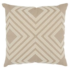 Stella Throw Pillow in Cream