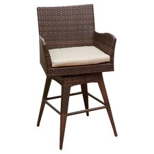 "Tony 30"" Barstool in Brown"