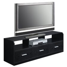 "Tribeca 60"" TV Stand in Black"