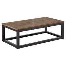 Civic Center Coffee Table in Brown