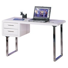 Claude Writing Desk in White