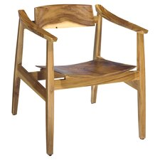 Jul Arm Chair in Natural
