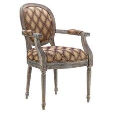 Karma Arm Chair in Walnut