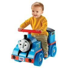 Power Wheels Thomas Ride On Train in Blue