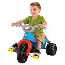 Thomas Tough Tricycle in Blue & Red