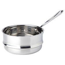 All-Clad 3 Qt. Double Boiler in Stainless Steel
