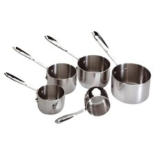 All-Clad Measuring Cup Set in Stainless Steel