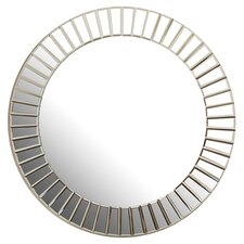 Fortune Mirror in Silver