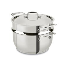 All-Clad 5 Qt. Steamer in Stainless Steel