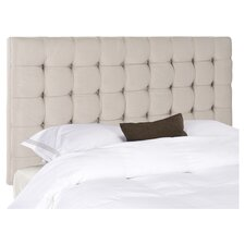 Lamar Queen Headboard in Taupe