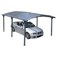 Acay Carport in Grey