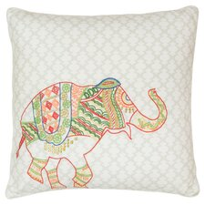Tempest Kerala Cushion in Ivory