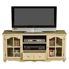 """Coventry 52"""" TV Stand in Antique White"""