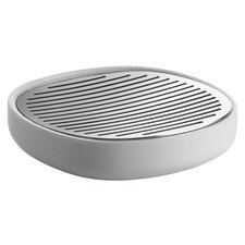 Birillo Soap Dish in White