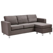 Marieta Sectional in Grey