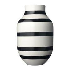 Omaggio Vase in Black