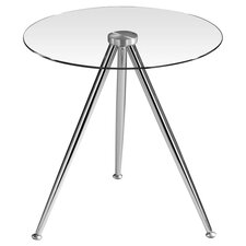 Side Table in Chrome