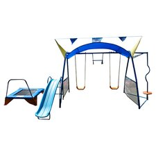 Premier 300 Fitness Swing Set in Blue