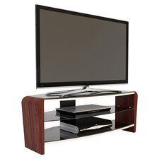 New Alpha Francium TV Stand in Walnut