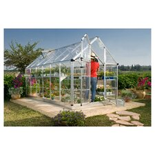 Snap & Grow Hanson Greenhouse in Silver