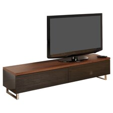 "Panorama 63"" TV Stand in Walnut"