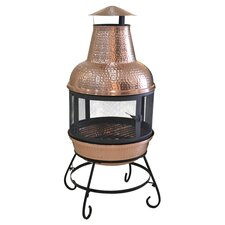 Cape Chiminea in Hammered Copper