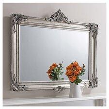 Abbey Mirror in Silver