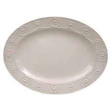 "Marnie 16"" Oval Platter"