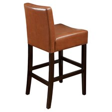 "Develin 26"" Counterstools in Hazelnut"