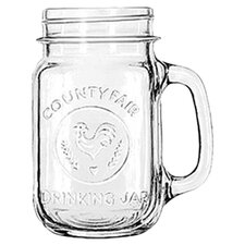Mugs & Tankards Emblem Drink Jar