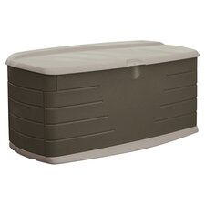 Rubbermaid Large Deck Storage Box in Olive