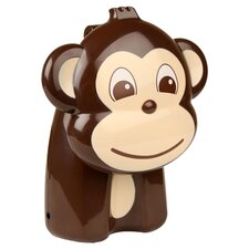 Monkey Night Light in Brown