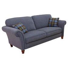 Argyle 3 Seater Sofa in Grey