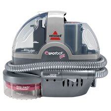 SpotBot Deep Cleaner in Silver