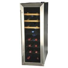 Fitzgerald Wine Refrigerator in Black