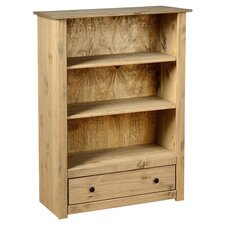 Panama Bookcase in Pine