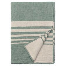 Bali Throw Blanket in Emerald