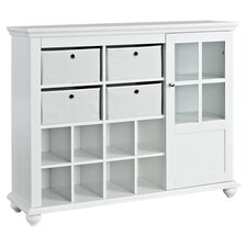 Reese Park Cabinet in White