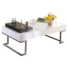 Elle Coffee Table in White