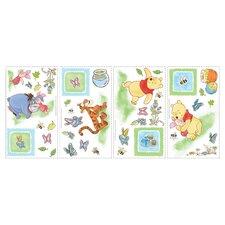Winnie The Pooh Wall Decal Set
