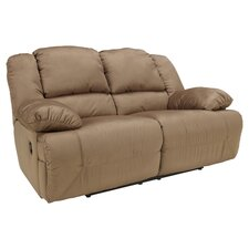 Rudy Reclining Loveseat in Mocha