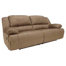 Rudy Reclining Sofa in Mocha