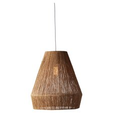 Cocktail Collins 1 Light Mini Pendant in Natural