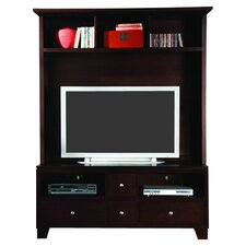 "8020 Series 63"" TV Stand in Espresso"